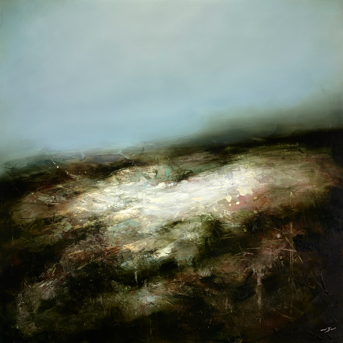 Sistinas by neil nelson -  sized 47x47 inches. Available from Whitewall Galleries